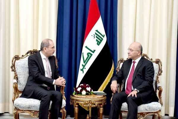 صالح: عراق محلی برای حمله به همسایگان نخواهد بود