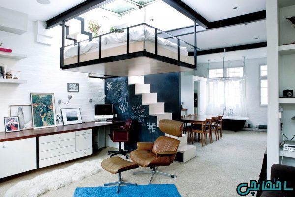 تصاویر انواع اتاق خواب دنج و دوست داشتنی