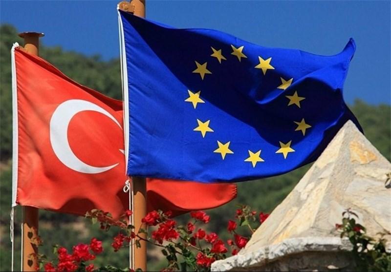 توافقنامه ترکیه با اتحادیه اروپا به پاشنه آشیل مناسبات تبدیل می گردد، پیوستن ترکیه به اتحادیه اروپا یک توهم دیپلماتیک