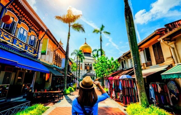 9 مورد از بهترین بازارهای محلی سنگاپور