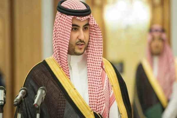 برادر محمد بن سلمان بار دیگر علیه ایران موضع گیری کرد
